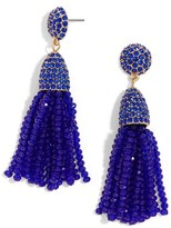 BaubleBar Annabelle Mini Tassel Drop Earrings