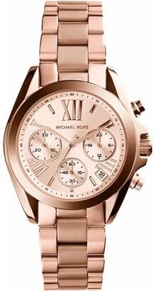 Michael Kors Bradshaw Rose Gold Watch