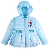 Disney Anna and Elsa Winter Jacket for Girls - Personalizable