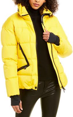 Moncler Grenoble Short Down Jacket