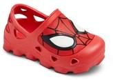 Marvel Toddler Boys' Spider-Man Clogs
