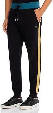 True Religion Striped Sweatpants