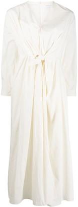 Christian Wijnants Knot Detail Dress
