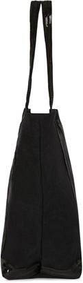 Vanessa Bruno Medium Linen And Sequins Cabas with Zip