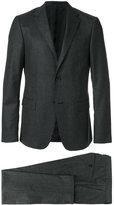 Z Zegna two piece suit - men - Cupro/Wool - 50