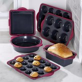 Crate & Barrel Trudeau 6-Piece Silicone Bakeware Set