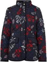 Joules Long sleeves quilted coat