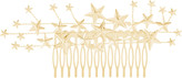Scunci Gold Stars Side Comb