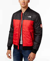 The North Face Men's Quilted Bomber Jacket