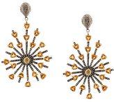 Carole Shashona 'Sun Sparkler' diamond earrings