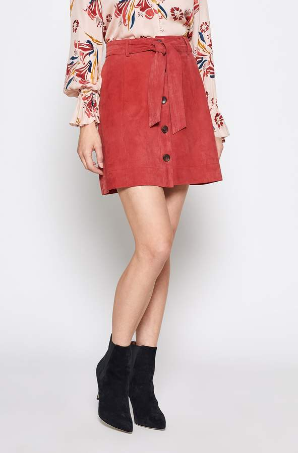 ea18b3e98c Leather Skirts - ShopStyle