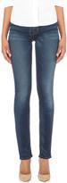 Hudson Tilda straight mid-rise jeans