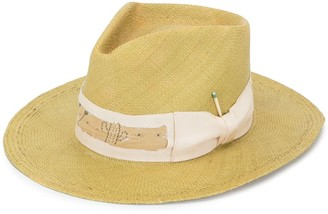 Nick Fouquet Espuma Del Mar straw hat