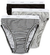Jockey Classic 3Pk French-Cut Panties - 9480 Plus