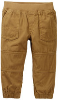 Tea Collection Soft Canvas Pant (Baby Boys)