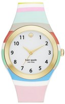 Kate Spade Women's 'Rumsey' Plastic Strap Watch, 30Mm