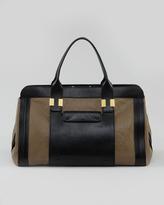 Chloé Alice Medium Satchel Bag, Green
