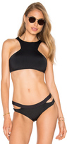 Seafolly High Neck Tank Bikini Top