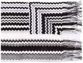 Missoni fringed scarf