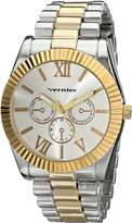 Vernier Women's VNR11169TT Analog Display Japanese Quartz Two Tone Watch