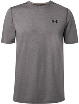 Under Armour Threadborne Mélange Jersey T-shirt - Gray