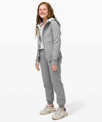 Lululemon Sherpa Furever Sweatpant - Girls