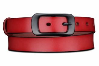 Maikun women belts leather belt womens waist belt for 34-43