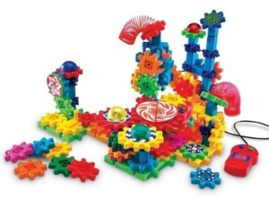 Learning Resources Gears Gears Gears Lights and Action Building Set