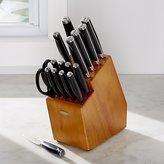 Crate & Barrel OXO ® 17-Piece Knife Block Set