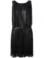 Sonia Rykiel sleeveless fringed dress
