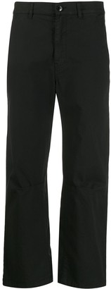 Barena High-Rise Cropped Trousers