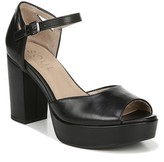 Naturalizer Soul Anita Block Heel Sandal - Wide Width Available