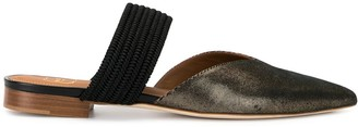Malone Souliers Maisie low heel mules