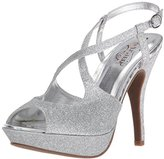 Unlisted Women's Couple Hour Platform Dress Sandal