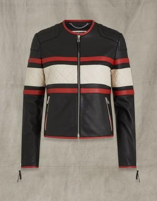 Belstaff Jet Leather Jacket