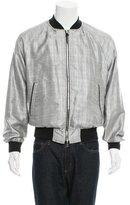 Louis Vuitton Reversible Silk Jacket