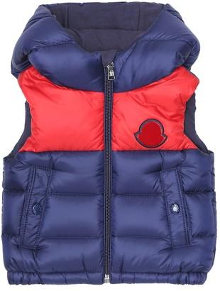 Moncler Enfant Baby Lobel down vest
