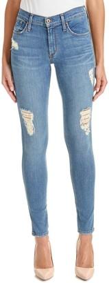 James Jeans Women's James Twiggy 5-Pocket Legging Jean in Eden