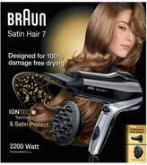 Braun Satin Hair Dryer 730