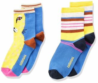 Catimini Girl's Cq93025 Lot Chaus Basse Calf Socks