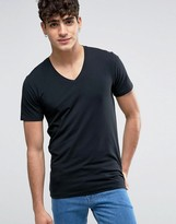 Selected V-Neck T-shirt
