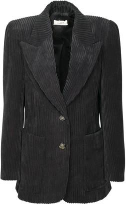 Etoile Isabel Marant Dake Velvet Corduroy Jacket