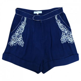 Alice McCall Blue Cloth Shorts