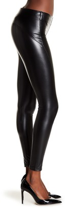 David Lerner Vegan Leather Leggings