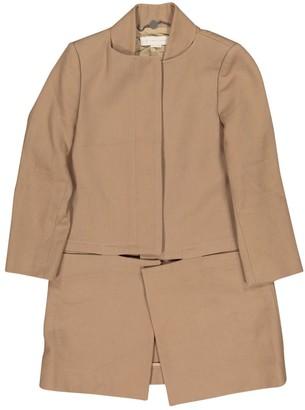 Stella McCartney Stella Mc Cartney Beige Cotton Coat for Women