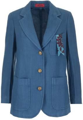 The Gigi Button-Up Blazer
