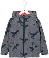 Paul Smith dinosaur print jacket - kids - Polyester - 10 yrs