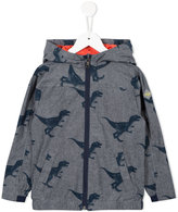 Paul Smith dinosaur print jacket - kids - Polyester - 6 yrs