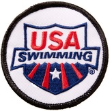 USA Swimming Patch 8161246