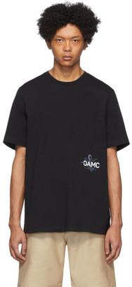 Oamc Black 1923 T-Shirt